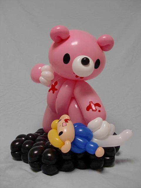 # 暴力熊 (完全一模一樣欸XDD)