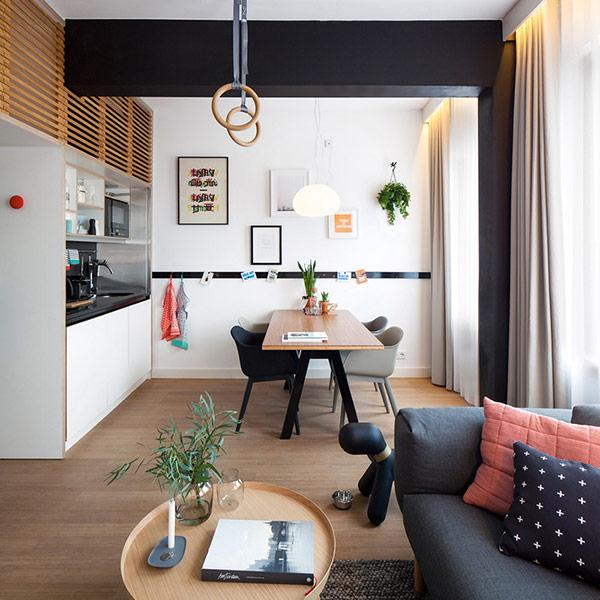 是不是很不像飯店的客房,更像一個家啊?