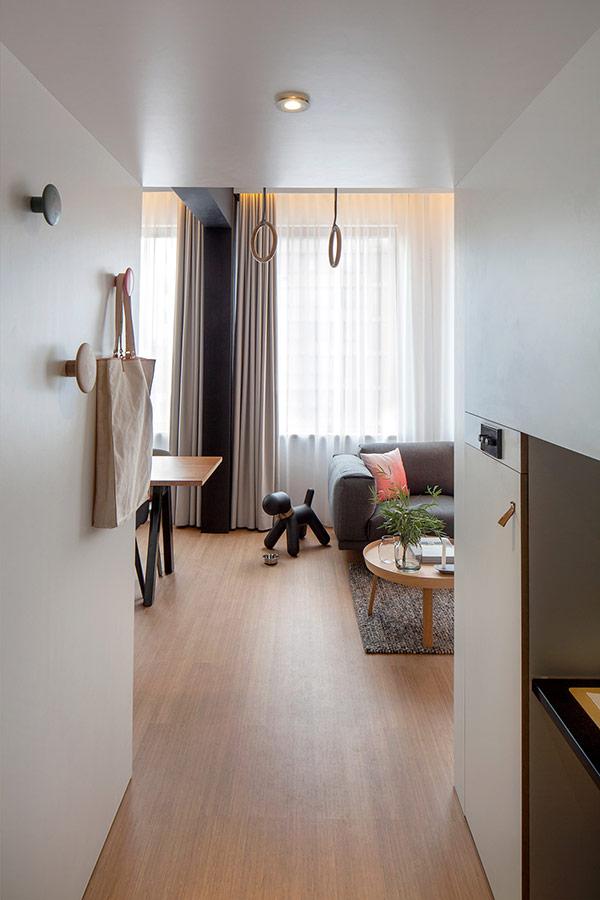 比起豪華套房 最近旅行客更喜歡這種充滿家的感覺的房型~