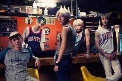 最近以第四張正規專輯,回歸舞台的SHINee!!!!