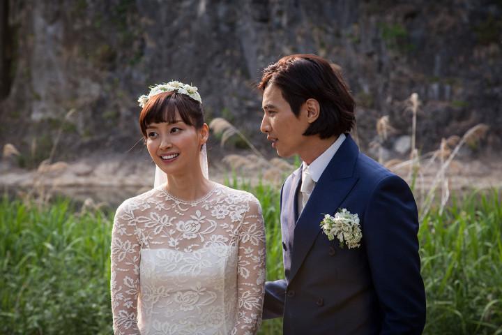 你們知道嗎! 男神元斌和李娜英結婚了!!!! (密婚消息到現在還是讓小編我難以招架...聽不見心碎的聲音QQ)