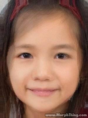 女寶寶~眼睛好大啊...♡