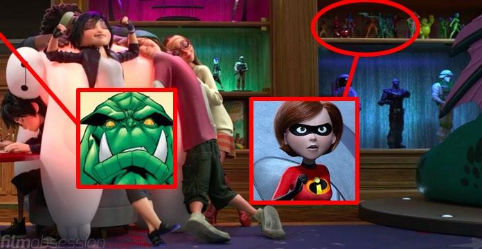 3. 《超人特攻隊》的彈力女超人