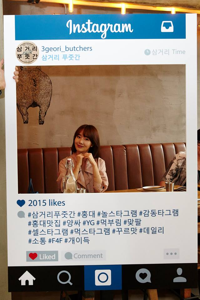 在韓國具有『韓版女神卡卡」之喻的歌姬李貞賢也來了!