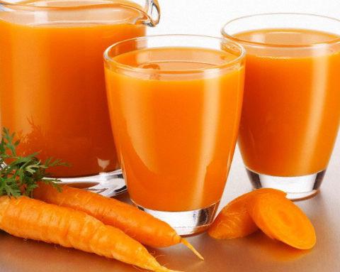 雖然這樣說,可是不喝的人還是不喝~他們都說紅蘿蔔有個怪味(?)