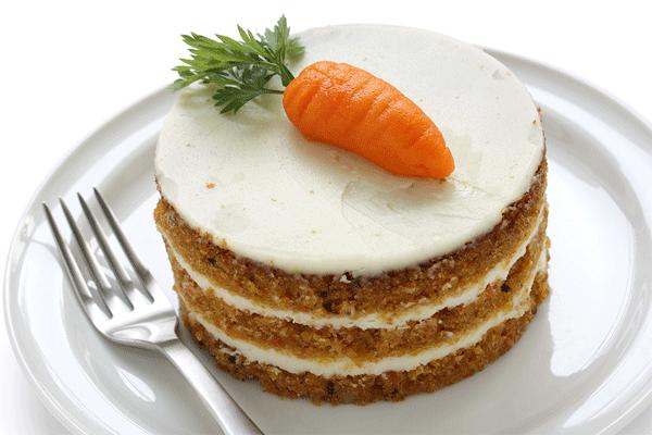 那這個呢? 5. 以紅蘿蔔為主材料,香甜紅蘿蔔蛋糕 嘻嘻嘻嘻XDDD