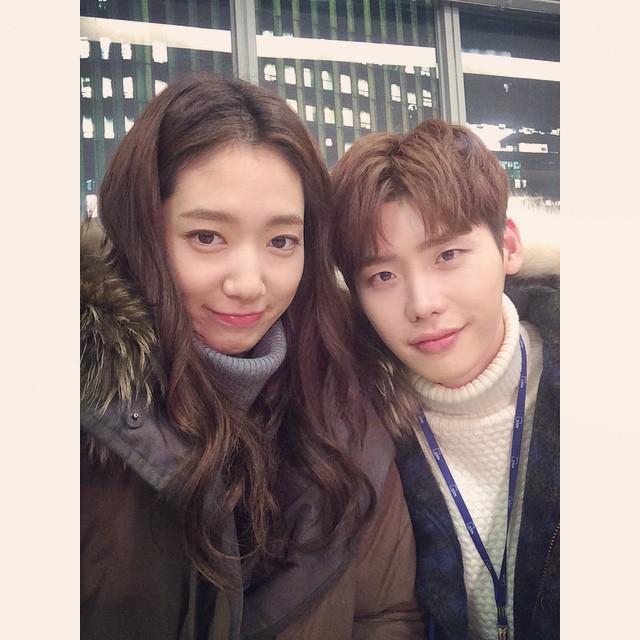 李鍾碩!朴信惠! 最強韓流couple誕生了嗎!! 兩個人真的在談戀愛?