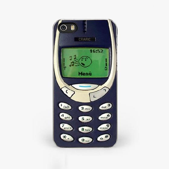在這個年代拿Nokia3310反而是件驕傲的事呢。