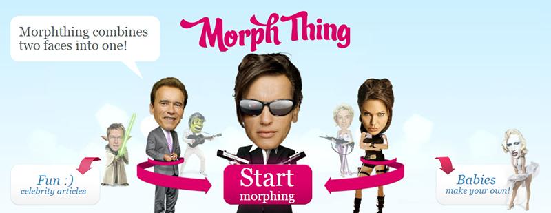 今天小編就來介紹這個新玩意,名字叫做「Morph Thing」!可能有些朋友已經知道了,不過為了不曉得的朋友們,一定要介紹一下呀!