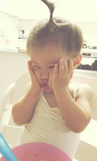 因為在韓國綜藝節目《Oh! My Baby》中,魅力四射有超高人氣呢!