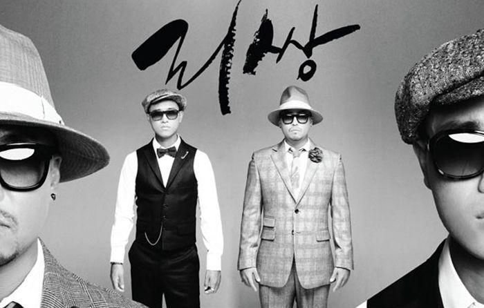 大家看久了《Running Man》姜Gary之後,是不是忘了他其實是饒舌歌手,而且隸屬與嘻哈團體Leessang呢?