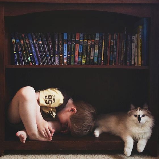 一起玩躲貓貓(絕對很快就被抓到)