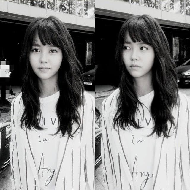 這樣的美貌,在長大一些的話,肯定會驚艷整個韓國演員圈吧~~~~~