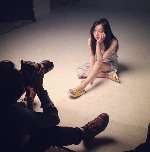 電視劇作品: 2013年:MBC《歐若拉公主》飾演 韓秀多 2014年:tvN《魔女的戀愛》飾演 鄭恩彩 2015年:tvN《超人時代》等作品