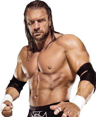 ▶候補3. Triple H, 本名保羅·麥可·李維斯克 1969年7月27日 (美國)  職業摔角選手,世界摔角娛樂(WWE)的營運總監代表作 : <摔角狂熱>, <刀鋒戰士III>