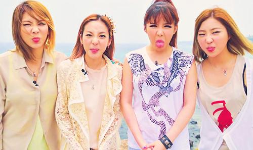 夏天少了2NE1好像就覺得不對勁呢? 希望老楊趕快安排安排2NE1回歸吧~~~(小編給你跪了)