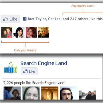 像這樣要求點擊臉書「讚」的網站,超過1300萬個~撇除完全不使用網路的人~大部分的人都會成為臉書的目標,收集他們的個人情報的可能性極高!!!!@@;;