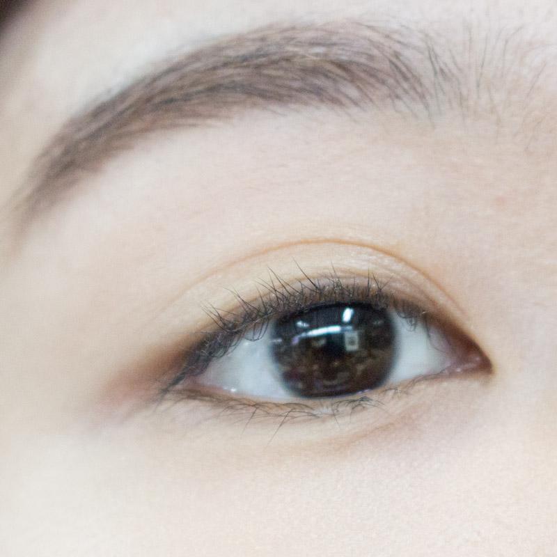 今天的眼睛模特兒~❤
