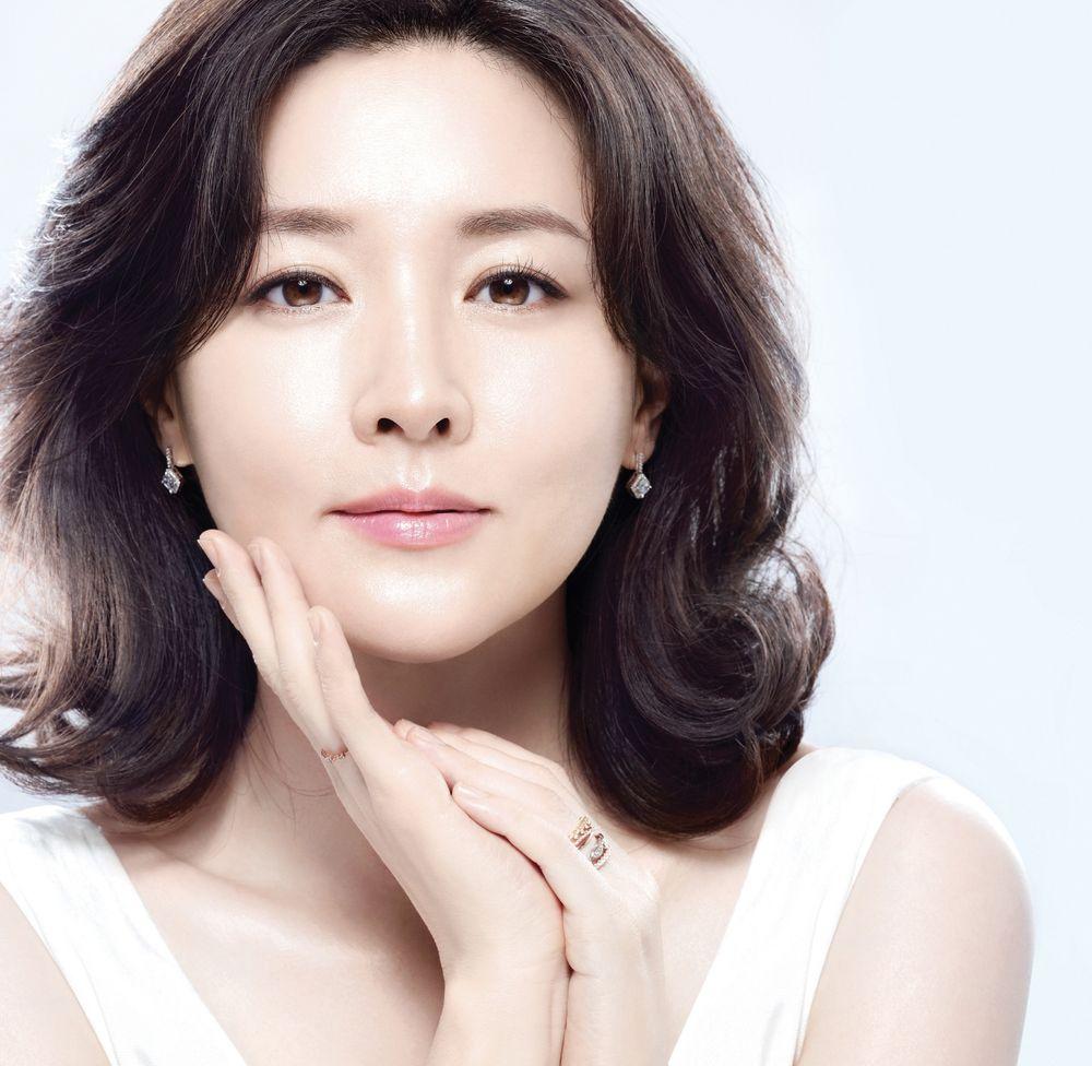 韓流電視劇女王,李英愛!!!