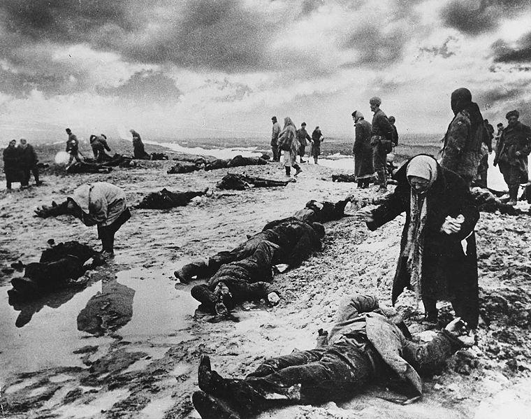 但是比起戰爭來說,成為人類史上最大悲劇的理由是,二次大戰是非常「不人性」的戰爭!