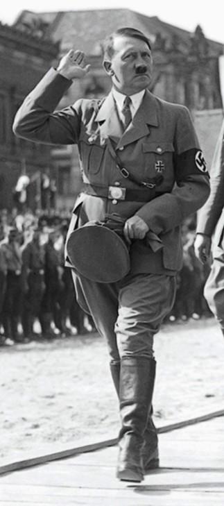 1933年,納粹黨的希特勒,被任命為德國總理。獲得權力後的他,是世界上最危險的男子,將史上最憂鬱的國家變成No.1的正是他!