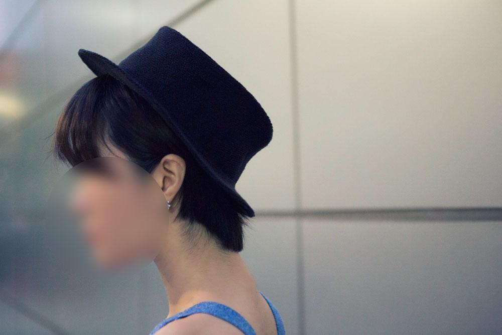 用一頂帽子抓住整體造型的重點~