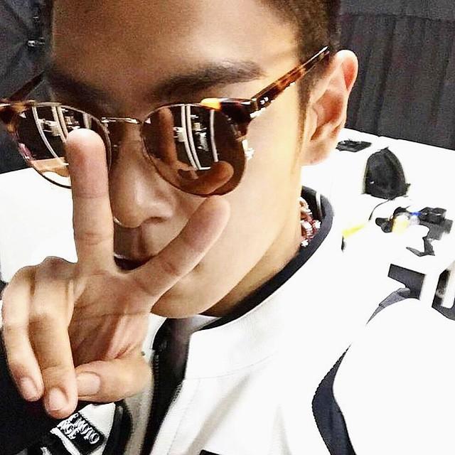 沒錯~號稱覺得SNS很難用的他~為了BIGBANG回歸(?)公開了他的個人小天地