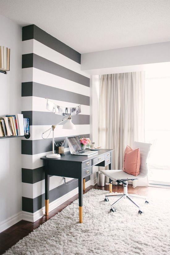 對了,最近好想把家裡從新粉刷過,你們覺得這樣的牆壁如何勒?哈哈