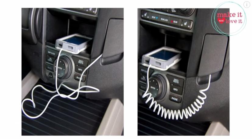 心情啊雜的時候,看見亂七八糟的充電線,整個阿雜*10倍的人,舉手!!!但是~如果能夠將又臭又長的手機線變成像家裡電話線那樣QQ的、方便攜帶的話是不是很棒啊!?