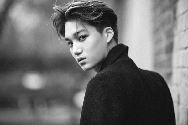 EXO中以超凡魅力和炫麗舞技著稱的KAI (本名金鍾仁,1994年生)