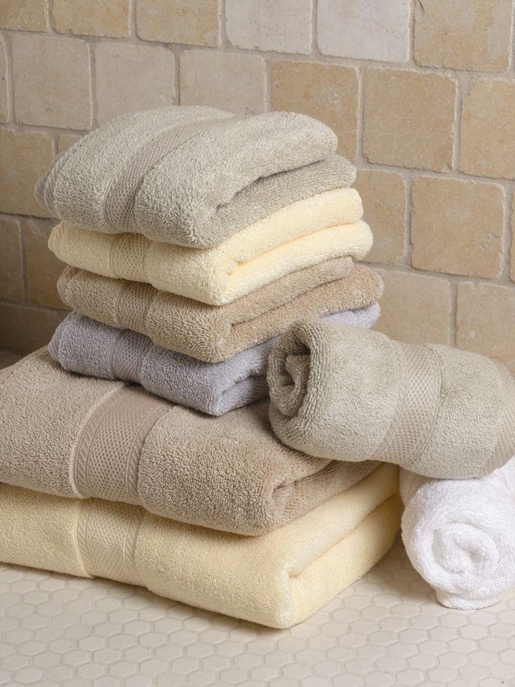 捲捲的很可愛~除了像度假村飯店提供的毛巾以外,也很像去做SPA時,用到的毛巾呢>W<