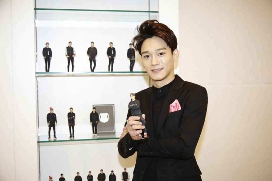 而且還聽說有SM旗下藝人歌手的人物模型!! 哇…人物模型耶!!(不知道能不能帶幾個回家?)