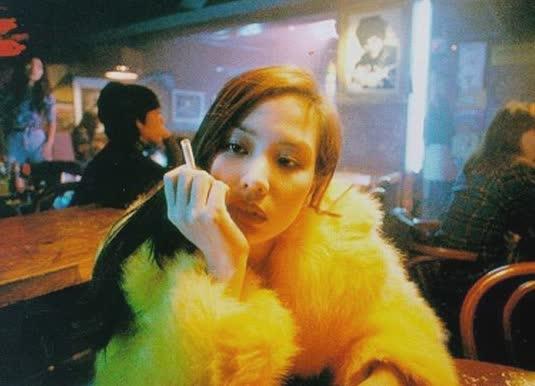 從90年代開始,她的美貌就一直被大家津津樂道