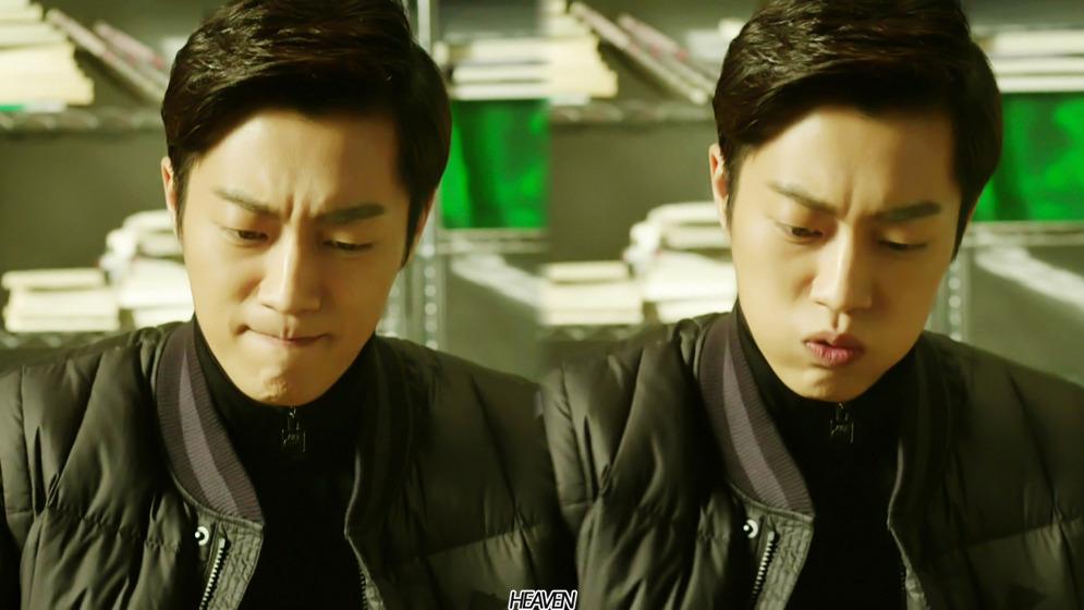 看完以上,小編突然在想斗俊有沒有去參加韓版《我可能不會愛你》的試鏡呢? 感覺上他好適合李大仁喔!!
