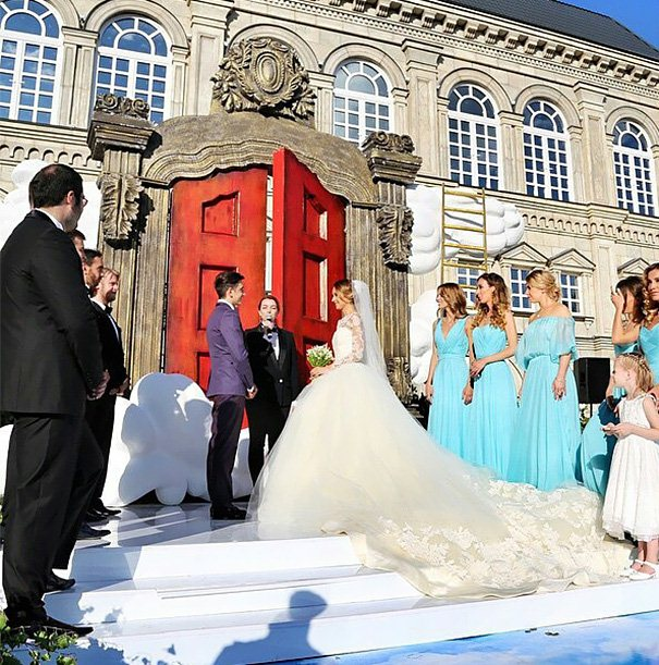 不管是夢幻般的旅行照片,還是結婚照,都美得讓人驚嘆!
