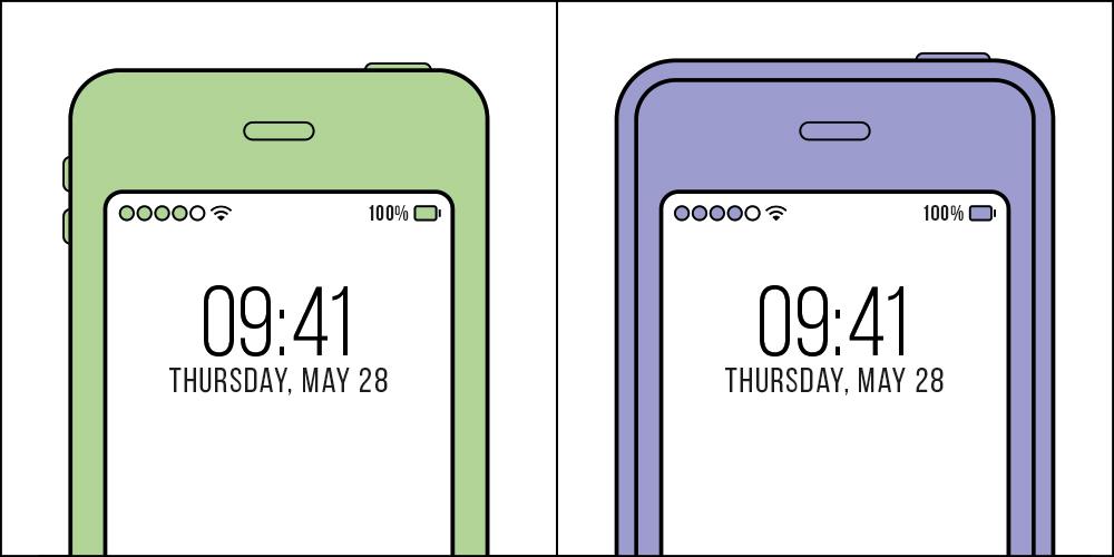手機喜歡不裝保護殼 OR 手機一定要加裝保護殼