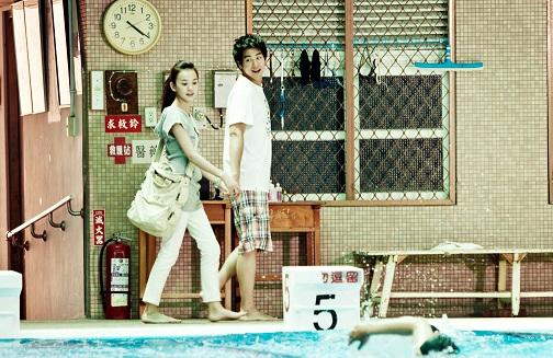 約會總是在....游泳池?!