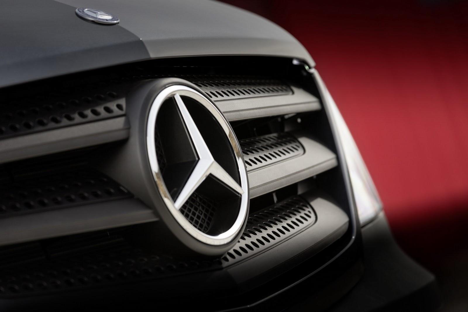 7. Mercedes-Benz        賓士的三角星代表著賓士原母公司之一的戴姆勒Daimler AG,是一家總部位於德國斯圖加特的汽車公司。