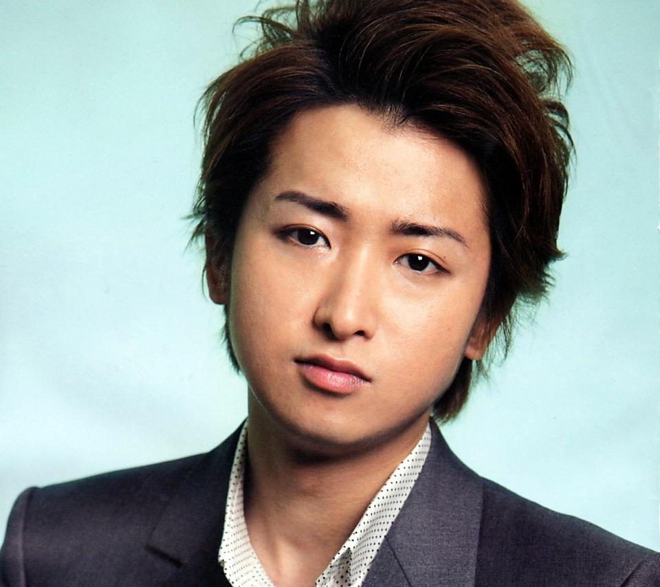 第7名 大野智(1980.11.26)ㅣ歌手(嵐), 演員  代表作:死神君<2014>、魔王<2008>、0號房的客人<2011>