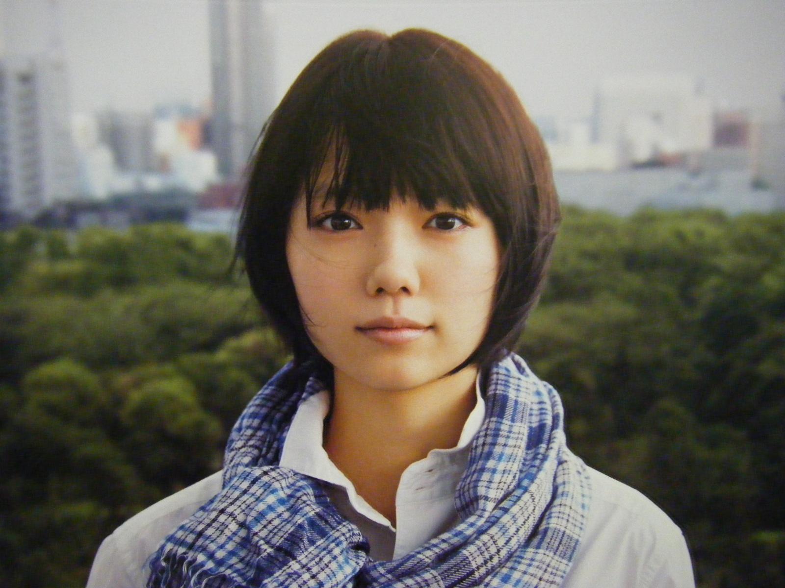 第8名 宮崎葵(1985.11.30)ㅣ演員  代表作:電影NANA<2005>、電視劇篤姬<2008>等
