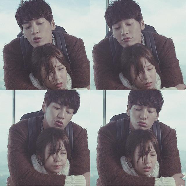 談戀愛時,最想被男友做的事....從背後來的......擁抱!hahahahahaha.....