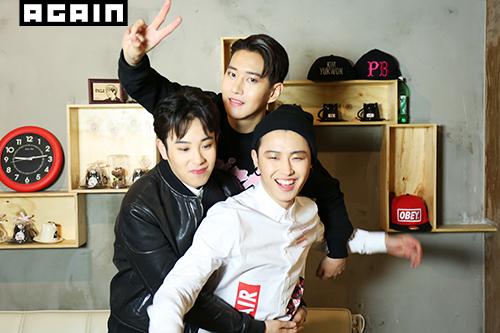 還有Block B成員U-Kwon