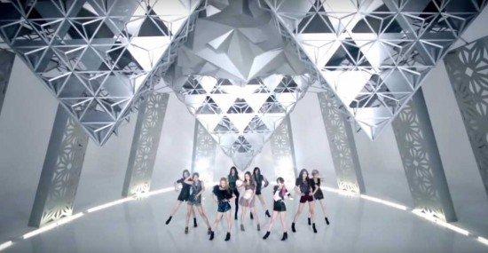 少女時代《THE BOYS》MV