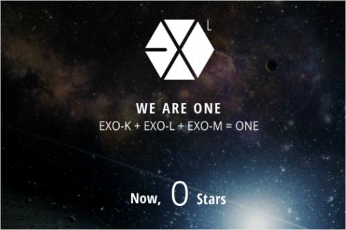 當然也有網友回:「我覺得EXO-L最美,把歌手名一起結合,我覺得很有意義。」
