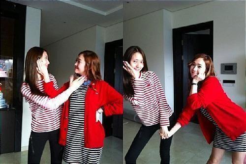難怪會被比喻為韓版希爾頓姐妹花~鄭氏姐妹Jessica & Krystal的家實在太令人羨慕拉!可不可以也邀請我們PIKI到你們家做個專訪呢? XDDD
