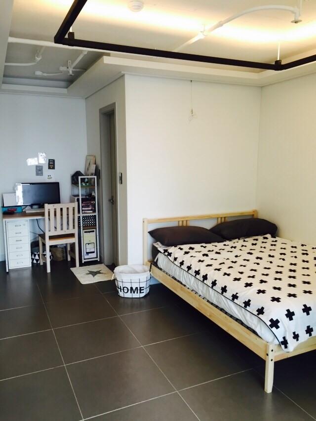 至於最重要的寢室!!! 簡單乾淨俐落,睡得舒服最重要摟