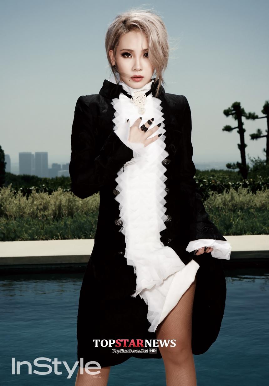 個人也覺得~比起公主,CL更應該被稱之為Queen吧~
