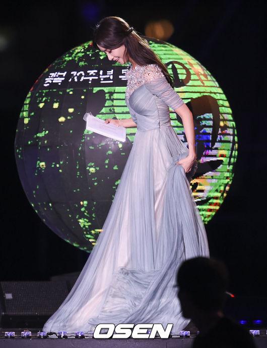 日前韓國歡慶光復70周年舉辦歡慶晚會,請到的明星眾星雲集~