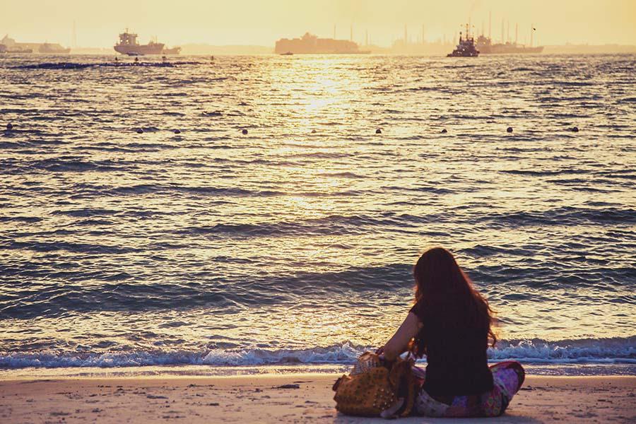 雖然周遭有許多親朋好友、也有親愛的另一半可以一起去旅遊.....不過總是會有那種.....想要獨自旅行的時候吧?