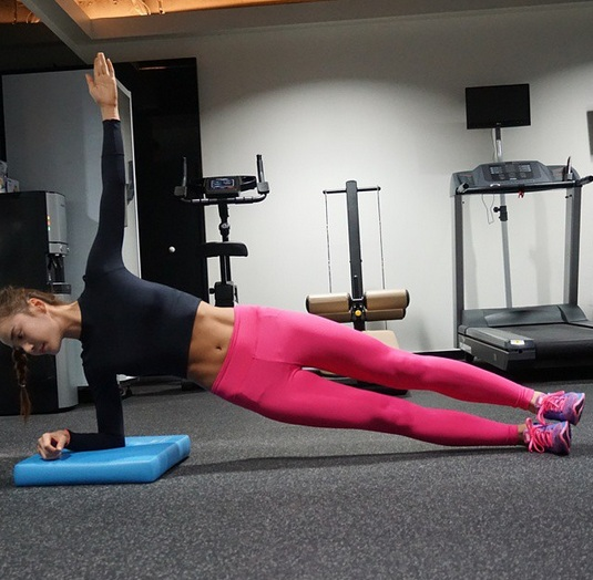定期的筋肉訓練是必須